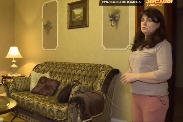 Мебель в гостиную Жаркова покупала постепенно