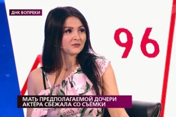 Алена Богатова много лет не знала, кто ее папа