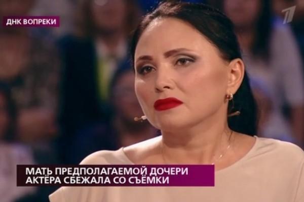 Ирина Дмитриева не поверила, что Алена дочь ее мужа