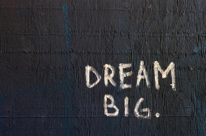 не бойтесь мечтать