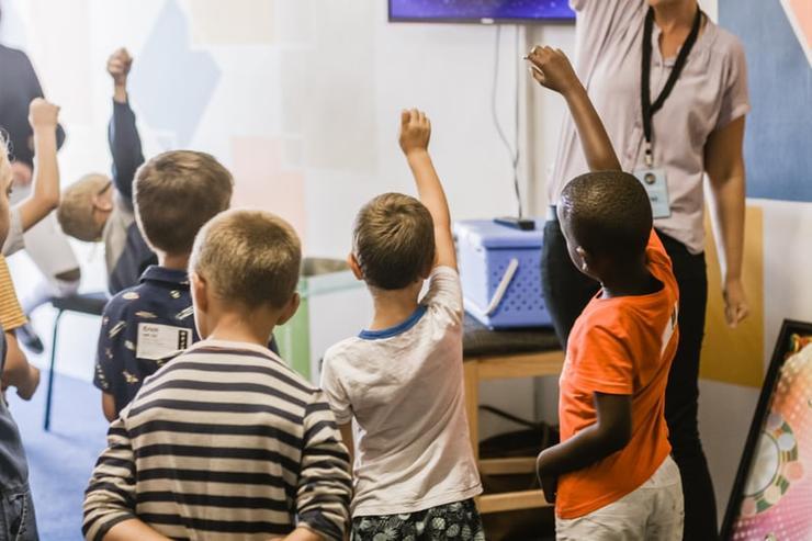 Спросите у ребенка, дружны ли дети в классе