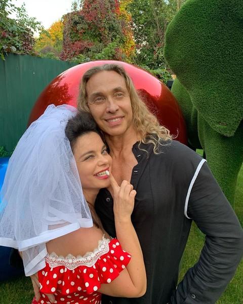 У Наташи Королевой и Тарзана есть свой секрет брака