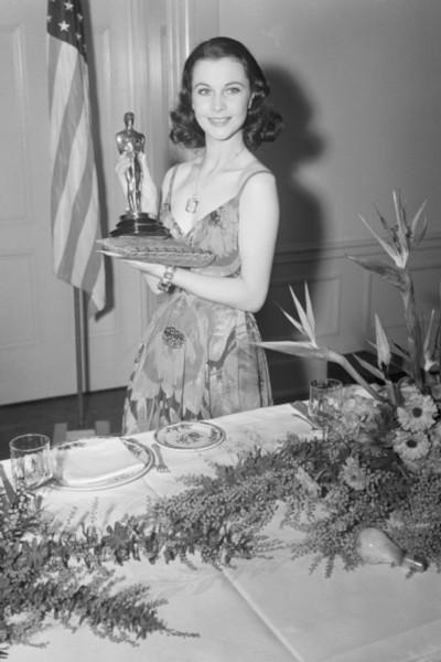 Вивьен Ли получила две премии «Оскар»