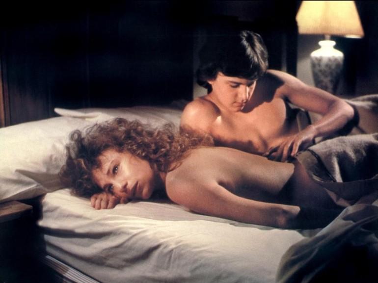 Зарубежные актеры, снявшиеся в эротическом кино в юном возрасте
