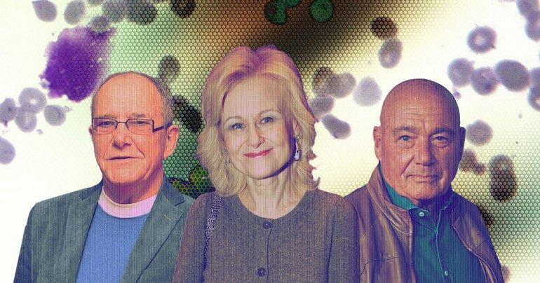 Все отечественные звезды, которым удалось победить рак