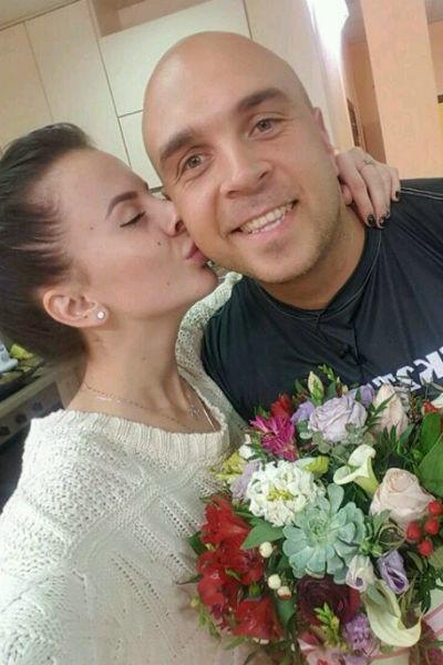Брак Ольги и Глеба просуществовал около трех лет