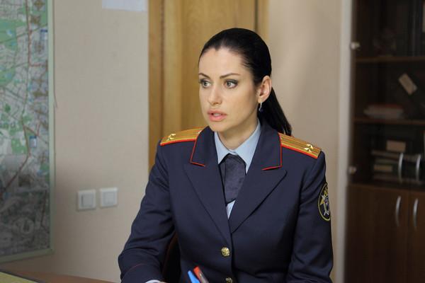Анна Ковальчук играет Марию Кравцову уже почти 20 лет