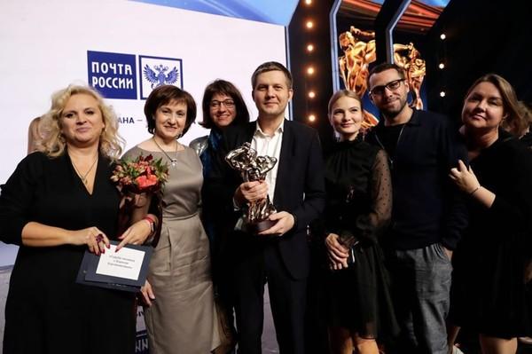 Недавно Корчевников и его команда получили «Тэфи» за проект «Судьба человека»