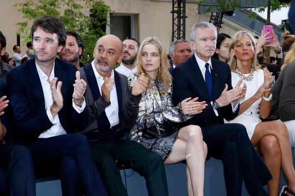 Члены семьи Бернара Арно занимают высокие посты в компании LVMH