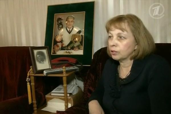 Вторая жена ухаживала за Владимиром Ухиным до последнего дня