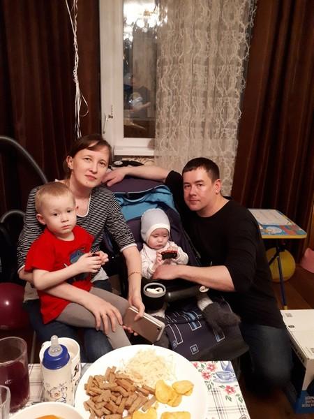 Семья Фокиных