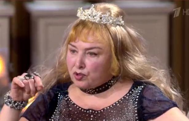 60-летняя миллионерша ворвалась в«Давай поженимся!»