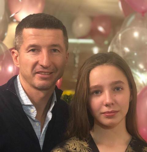 Евгений Алдонин и Вера