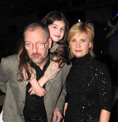 У Мишина и Догилевой есть дочь Катя