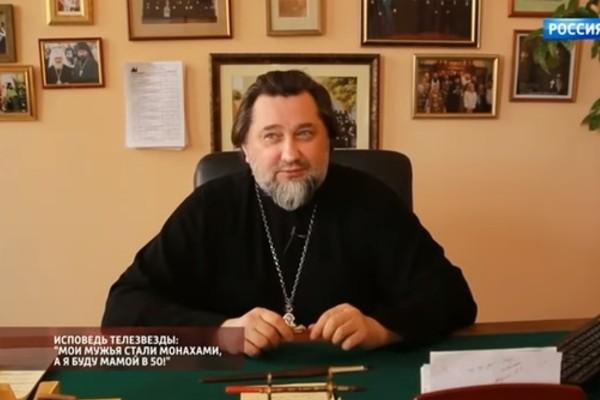 Первый муж Ксении Стриж стал монахом