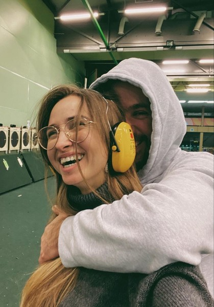 Алена Андреасян снова счастлива
