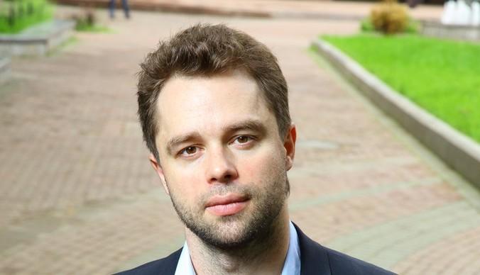 Виталий Гогунский закрутил роман с бывшей стриптизершей
