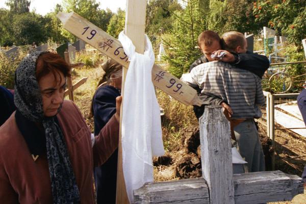 Жители Волгодонска никогда не забудут о страшном теракте