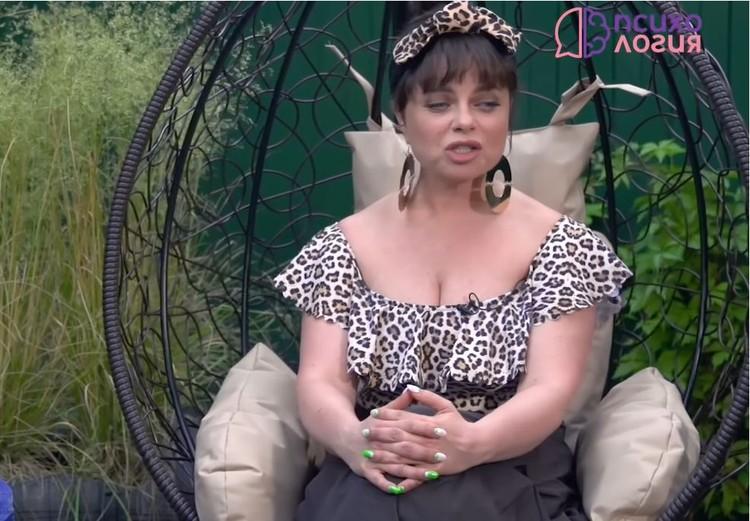 Певица призналась, что в ее браке уже были кризисные ситуации. Фото: кадр видео.