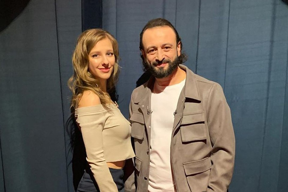 Лиза и Илья пришли на шоу
