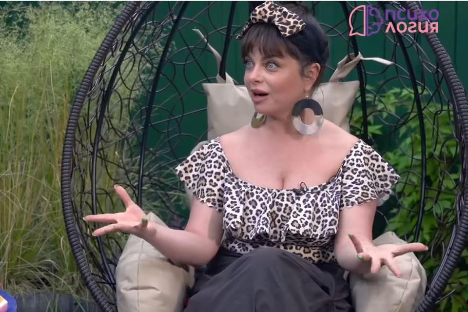 Наташа Королева дала советы женщинам: что делать, если муж не обращает внимания. Фото: кадр видео.