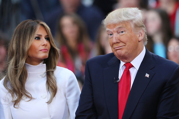 Коронавирусом заразилась и Мелания Трамп