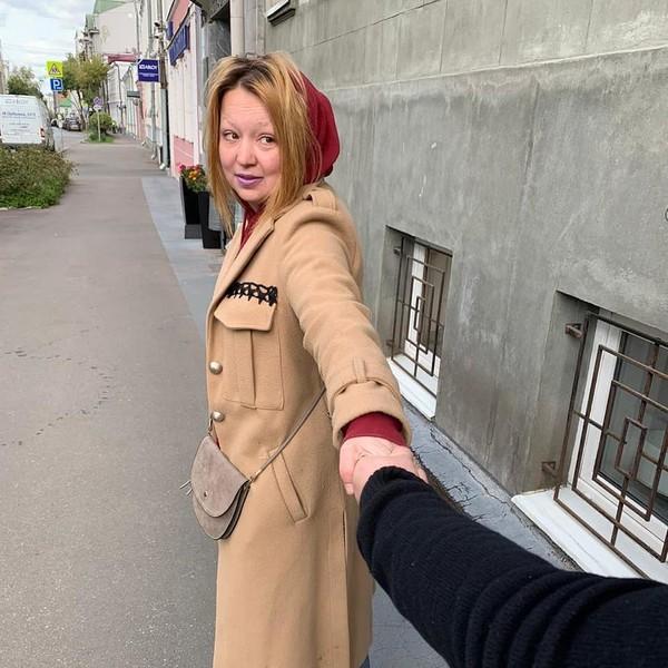 Внучка Гурченко — Елена Королева