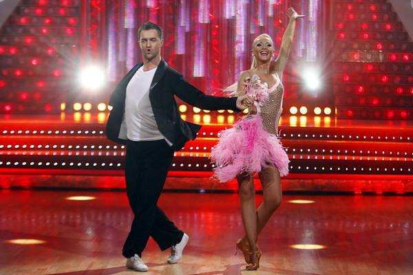 В 2012-ом артистка принимала участие в «Танцах со звездами»...