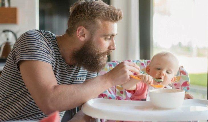 Финские мужчины готовы потратить на ребенка столько времени, сколько потребуется