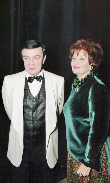 Тамара Синявская стала главной женщиной в жизни Магомаева