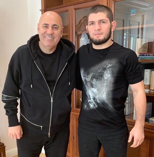 Иосиф Пригожин трогательно поздравил спортсмена