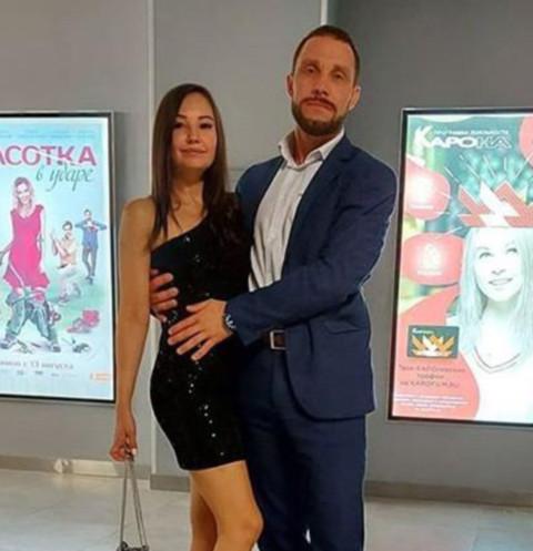 София Конкина и Михаил