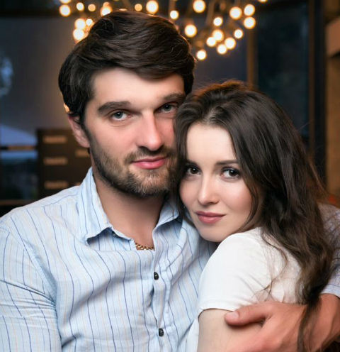 Вахтанг Беридзе и Алеса Качер