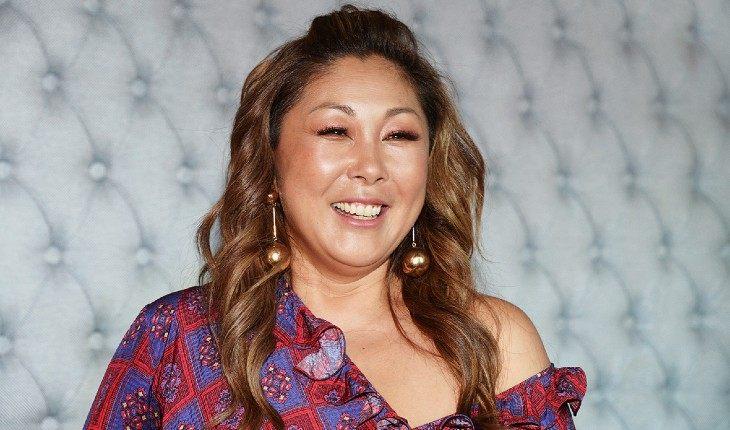 Анита Цой в последнее время прибавила в весе