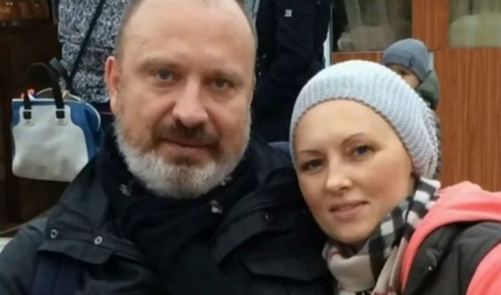 Елена Ксенофонтова и Александр Рыжих
