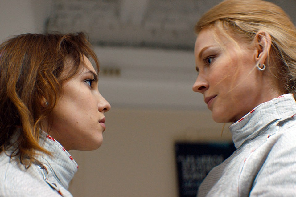 «На острие» держится на двух актрисах, Светлане Ходченковой и Стасе Милославской