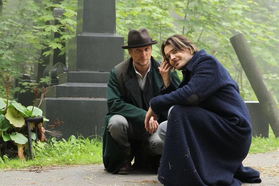 Сериал «Шерлок в России» выйдет осенью 2020 года. Фото: START