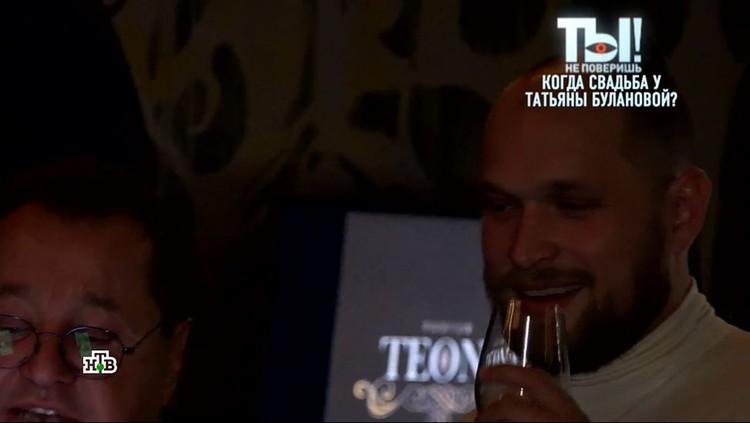 С питерским бизнесменом певица живет уже больше года. Фото: кадр видео.