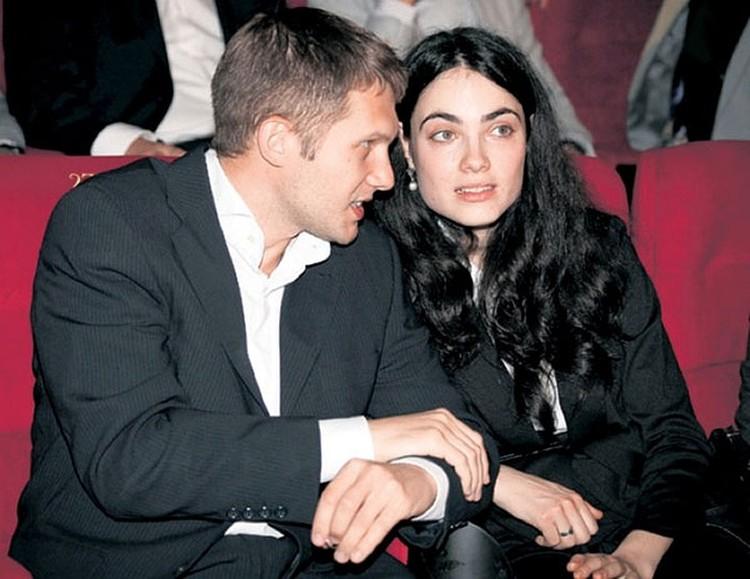 Борис Корчевников был женат на актрисе Сесиль Свердловой. После развода он так и не нашел свою любовь.