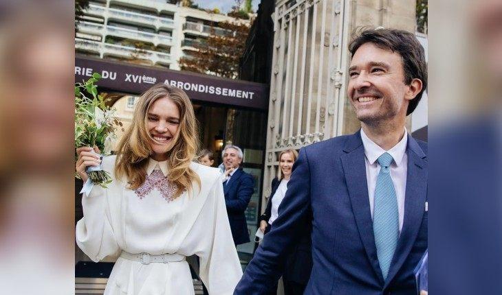 Свадьба Водяновой и Арно была скромной