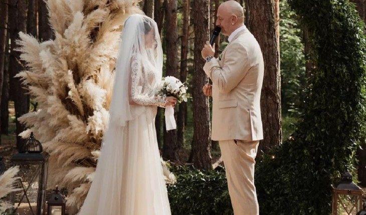 Потап и Настя поженились на Украине