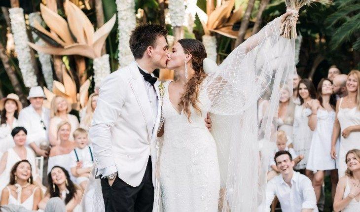 Регина Тодоренко и Влад Топалов поженились в Италии
