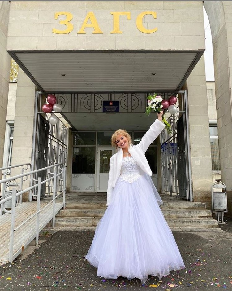 Кристина снимается в комедии «Булки». Фото: Инстаграм.