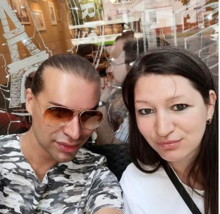 Гоген Солнцев и его падчерица Полина
