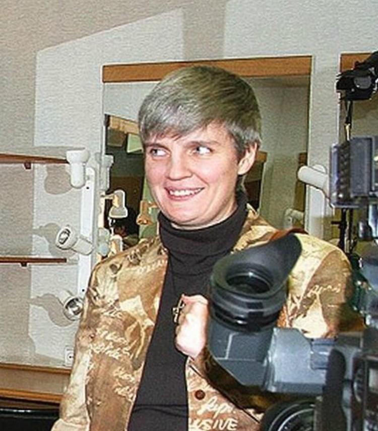 Дочь Михаила Жванецкого Ольга, родившаяся вне брака. Фото: Личный архив