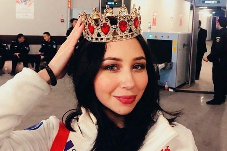 После победы Туктамышева пошутила и надела корону