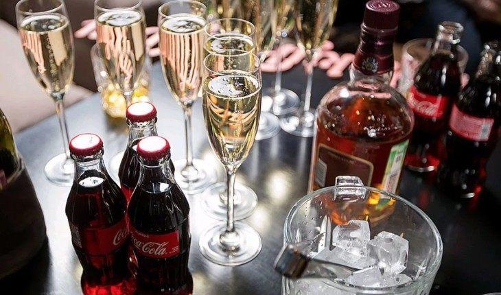 Газированные напитки повышают степень опьянения