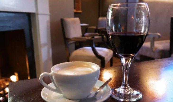Кофе с алкоголем – двойная нагрузка на сердце