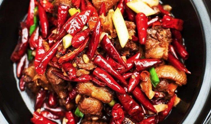 Острые блюда возбуждают аппетит и жажду