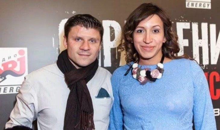 Елена Борщева и Валерий Юшкевич